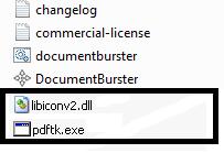 comprees pdf file using pdftk